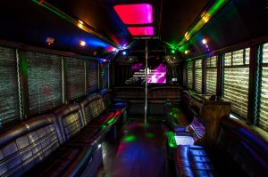 boston party bus limousine