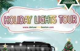 party bus boston holidays